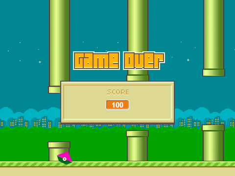 Game Flappy Bird Scratch SA3208